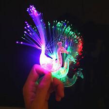 3D Bird Peacock Night Light Luminous Led Light Lamp Kid's Gifts As seen on TV