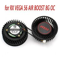 Ersatz Grafik Karten Turbine Lüfter für RX VEGA 56 AIR BOOST 8G OC Cooling Fan