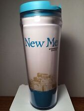 Starbucks New Mexico Commuter City Travel Tumbler NWT RARE