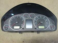 Instrumento combinado VW Sharan AMF velocímetro v6 7m3920940e gasolina mph RSD (gb, ee. UU.)