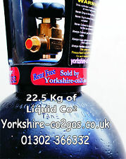 Co2 Cylinder large Professional size Filled with 22.5kg Liquid Co2 Rent Free