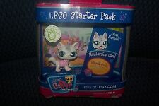 Littlest Pet Shop LPS STARTER SET,FELINA MURCHANT KITTY
