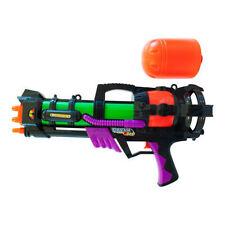"Large Water Gun Pump Action Toy Super Soaker Sprayer Outdoor Beach Garden 23"""