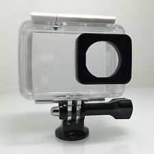 Underwater Waterproof Transparent Shell Cover Housing for Xiaomi Yi 4K Action