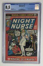 Night Nurse 1 * 8.5 CGC * Hot 🔥 🗝 *