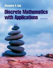 Discrete Mathematics with Applications by Susanna S. Epp (2003, Hardcover)