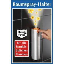 Raumspray Halter Edelstahl Raumduft Halterung alle Sprayflaschen Flaschen 24cm