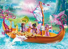 PLAYMOBIL® 9133 Romantic fairy ship - NEW 2017 - S&H FREE WORLDWIDE