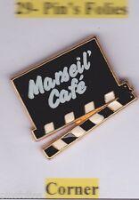Pin's Folies *** Corner Clap cinema movie  MARSEIL' CAFE