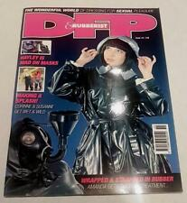 Dressing For Pleasure & Rubberist Magazine No 9 From Shiny    Rubber PVC & Latex