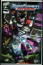 DW Comics TRANSFORMERS Armada #2 NM 9.4
