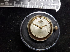 VINTAGE ENICAR ULTRASONIC WATCH DIAL AND MOVEMENT FOR REPAIR OR PARTS