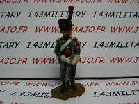 JJ2B SOLDAT plomb TRICICLO 1/32 EMPIRE:chasseur cheval de la garde Impérial 1812
