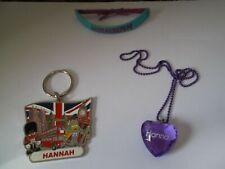 NAME    HANNAH M&M LONDON STORE NECKLACE & BRACELET