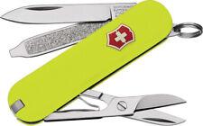Victorinox Classic STAGLOW Swiss Army Knife - Made In Switzerland NEW