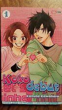 Koko debut by Kazune Kawahara (in french)