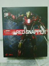 Hot Toys 1/6 Red Snapper Iron Man 3 Mark 35  XXXV( LIMITED RUN) Mint In Box