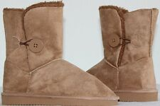 Brand New Women's Fashion Comfort Ankle Slipper Boots USA Seller Ship Fast