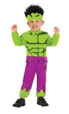 Hulk Toddler Kids Costume ( Size 2-4 ) 620012