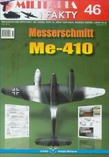 MESSERSCHMITT ME-410 AIRCRAFT
