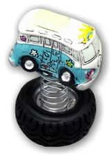 "VW Kombi Styled ""DESKTOP SPRING ORNAMENT"" Great Gift Item For The Enthusiast"