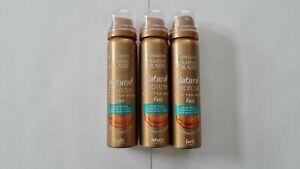 Garnier Ambre Solaire Natural Bronzer Self Tan Mist For Face 75ml - Choose Tan: