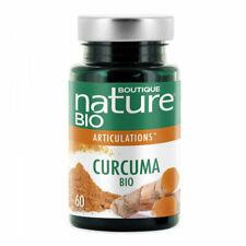 Boutique Nature - Curcuma Poivre noir bio Anti inflammatoire - 60 gélules