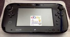 BRAND NEW Genuine Official Authentic Original Nintendo Wii U Black Gamepad