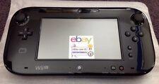 Genuine Official Authentic Original Nintendo Wii U Black Gamepad Controller