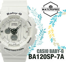 Casio Baby-G New Scratch Pattern BA-120 Series Watch BA120SP-7A