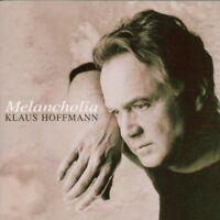 KLAUS HOFFMANN - MELANCHOLIA  CD NEW!