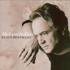 KLAUS HOFFMANN - MELANCHOLIA  CD NEU
