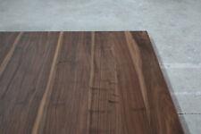 Tischplatte Platte Nussbaum Massiv Holz Tisch Brett Leimholz Platte Bartheke !