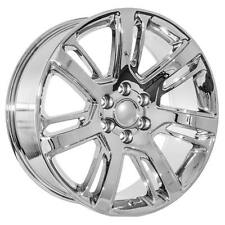 24  Cadillac Escalade Factory Style Limited Edition Chrome Rims