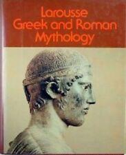 B000N2Tt0M Larousse Greek and Roman Mythology. Edited by Seth Benardete.