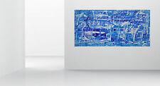 Gemälde Handgemalte Bilder Unikat Abstrakt Original Kunst Design Acryl Malerei
