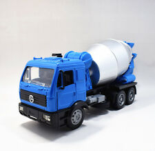 Newray 1:32 Mercedes Benz 1835 Cement Mixer Concrete Semi Diecast Truck Model