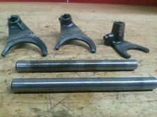 1976 Can-Am Can Am Bombardier MX2 125 shift forks and shafts