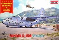 Roden 056 - 1/72 - Fairchild C-123B Provider American Airplane plastic model kit