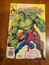The Amazing Spider-Man #382 (Oct 1993, Marvel) - Incredible Hulk