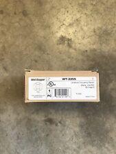 Wattstopper WT-2255 Ultrasonic Sensor Brand New Open Box