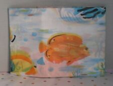 Tropical Fish Design Shower Curtain