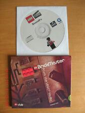 NEW Lego Brickmaster volume one & Lego Studios Sound Fx cd