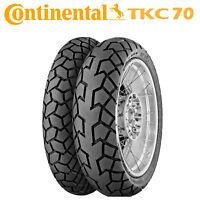 Continental TKC 70 110 80 R 19 150 70 R 17 Coppia Pneumatici Moto BMW R 1200 GS