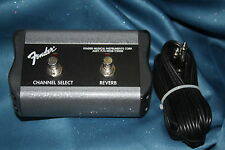 Fender 2 Button Channel/Reverb Footswitch, 0994056000