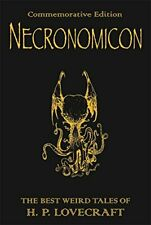 Necronomicon: The Best Weird Tales of H. P. Lovecraft New Hardcover Book H.P. Lo