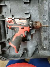 Milwaukee 12V 3/8-Inch Drill Driver (2407-20) tool only