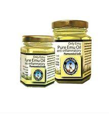 1 x 100ml ONLY EMU 100% Pure Pharmaceutical grade EMU OIL
