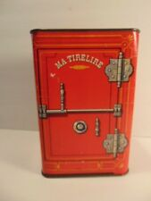 Older Nestle carboard & tin toy bank - French & English