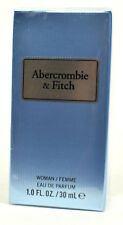 First Instinct Blue Woman by Abercrombie & Fitch Perfume 30ml EDP Spray NEW 2018